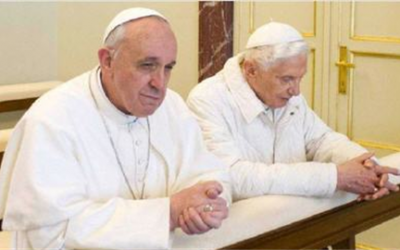 Traditionis Custodes: Benoît XVI, le grand absent