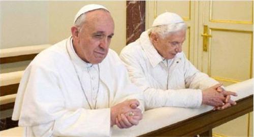 Benoît XVI redoute-t-il un schisme?