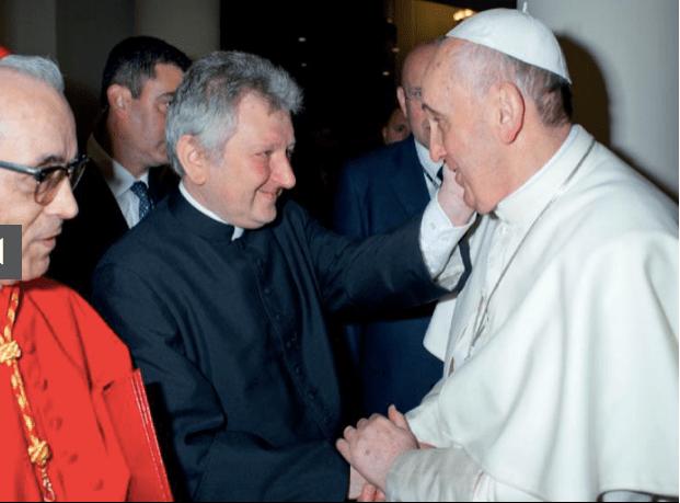 Les hommes du Pape