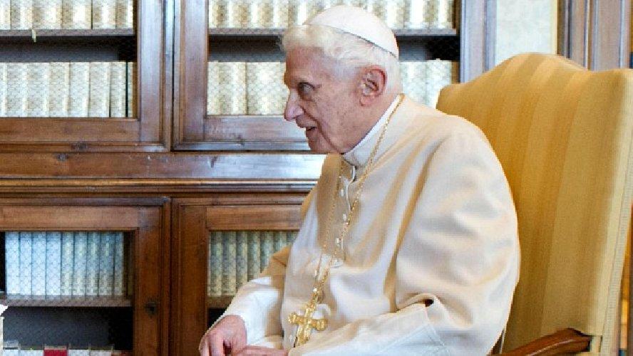 Benoît XVI est toujours parmi nous
