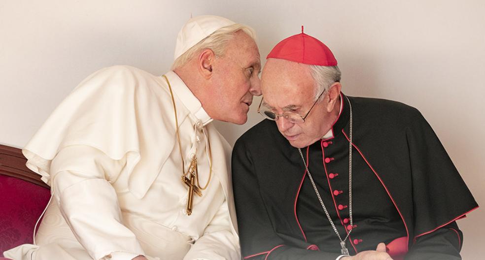 «Les deux papes» au cinéma