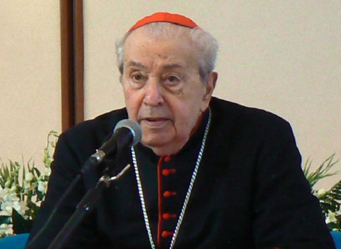 Mort à 95 ans du cardinal Silvestrini
