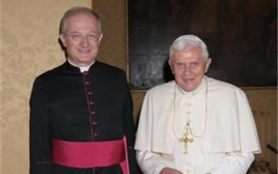 Pourquoi le Pape émérite a reçu le Professeur Melina