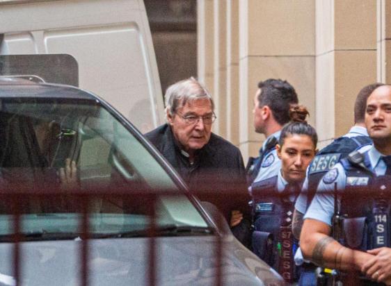 Le cardinal Pell condamné par la justice australienne