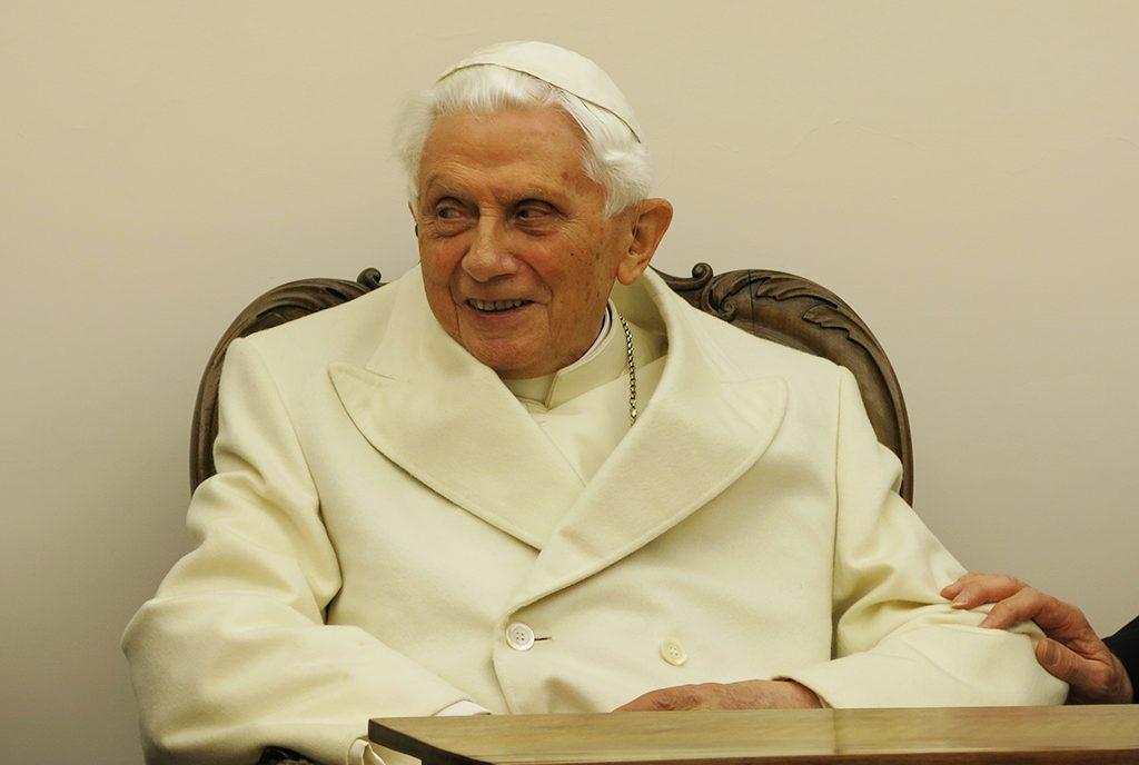 Benoît XVI, l'absence de Dieu. Albano8-e1567446633420-1024x688