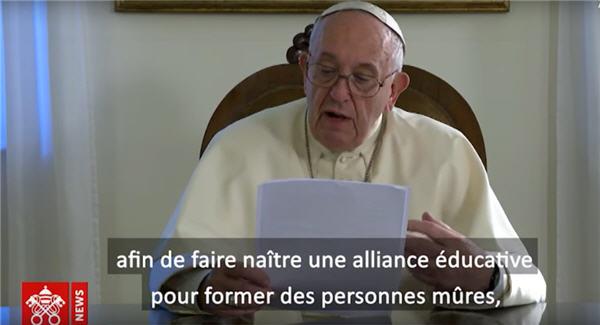 Le pacte éducatif de François