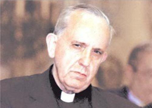 Unions homosexuelles: la bombe du Pape