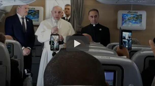 L'Honneur du Pape (II)