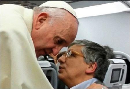 La gaffe papale du 31 décembre côté coulisses