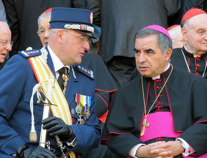 Démission de Domenico Giani (suite): faits et hypothèses