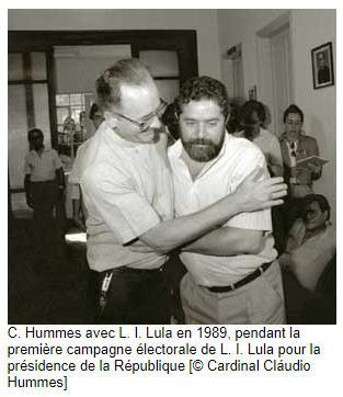 Stratégie de l'Antéchrist : NON, puis NON-OUI, enfin OUI comme AMAZONIE ! - Page 3 Hummes-lula