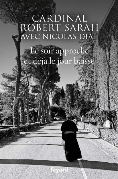 CARDINAL SARAH : QUI EST CONTRE LE PAPE FRANCOIS EST HORS DE L'EGLISE Le-soir-approche2