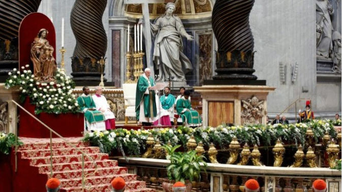 Synode: que les «hostilités» commencent…!