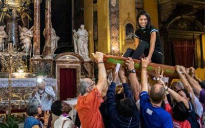 Synode parallèle: rites tribaux à l'église