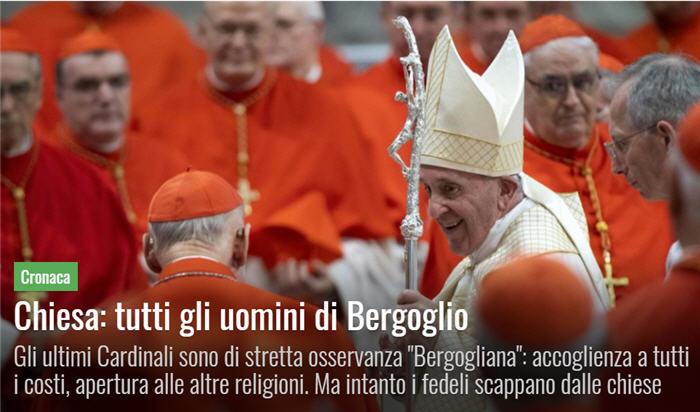 Les hommes de Bergoglio (*)