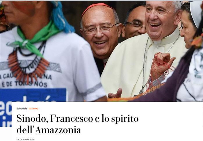 Interview à Scalfari et dérapage papal: l'imprudence de trop?