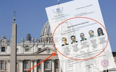 Scandale financier au Vatican