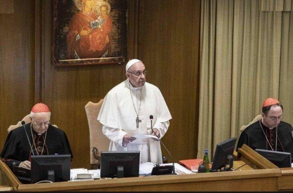 Le Pape exulte: on a retrouvé Pachama