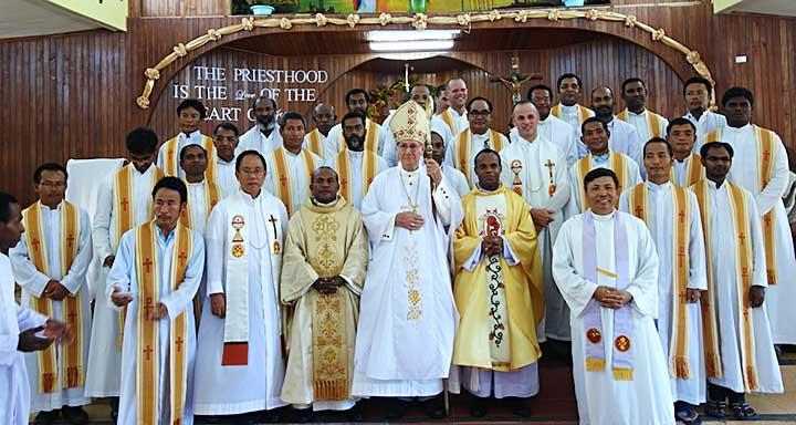 A propos du célibat des prêtres