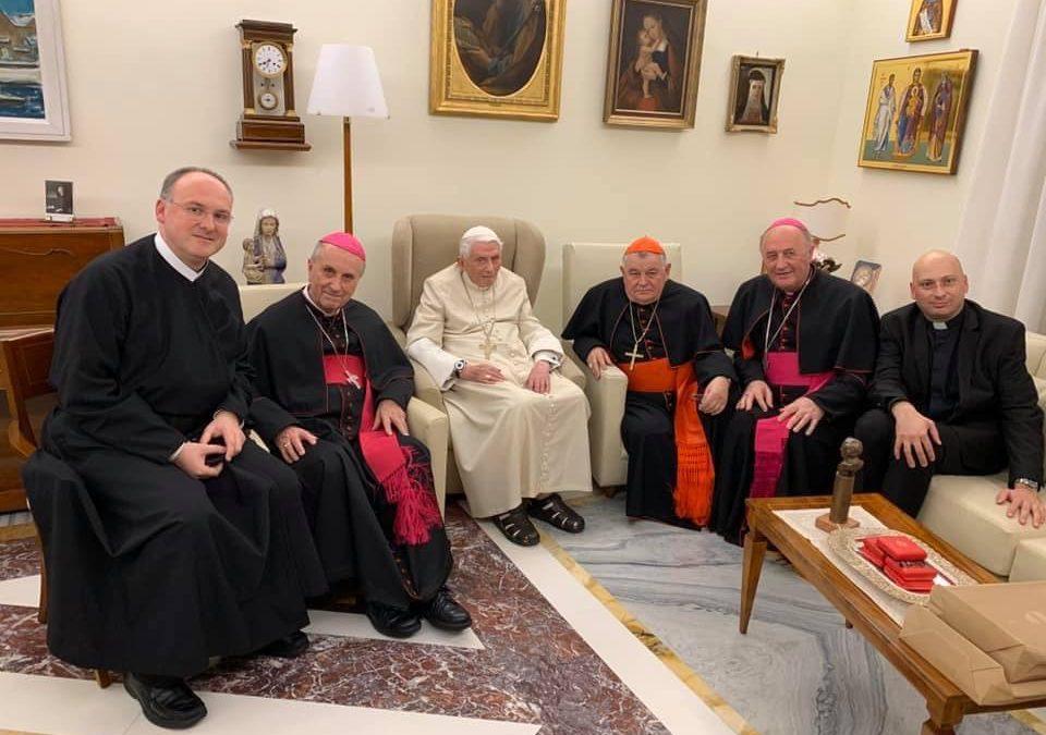 Visite des évêques tchèques (suite)