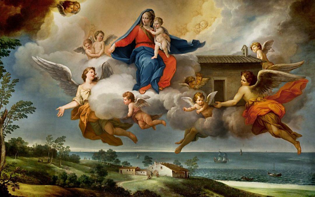 «La Madonna de li Cuppitti»
