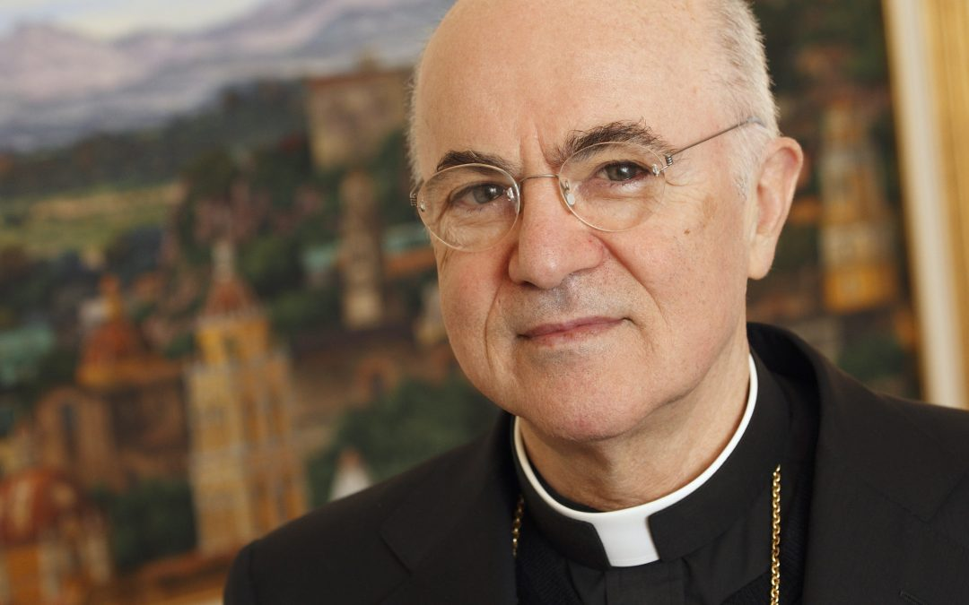 Un message de Mgr Vigano