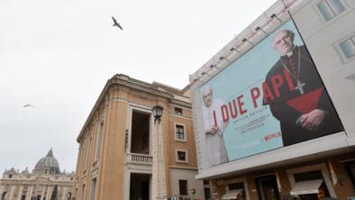 Encore «Les deux Papes»