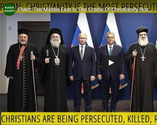 A la défense des chrétiens persécutés