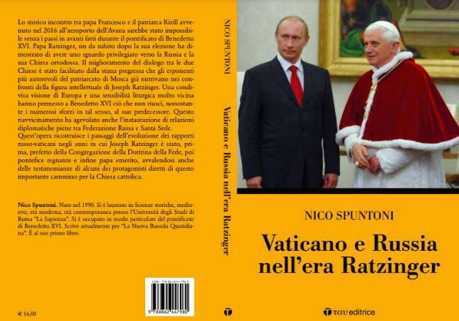 Benoît XVI, la Russie et ses amis orthodoxes