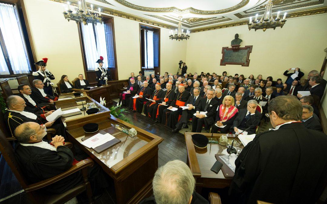 Une justice ecclésiastique à la remorque de la justice civile