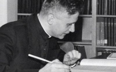 Le soleil à Noël: dans une lettre de Joseph Ratzinger