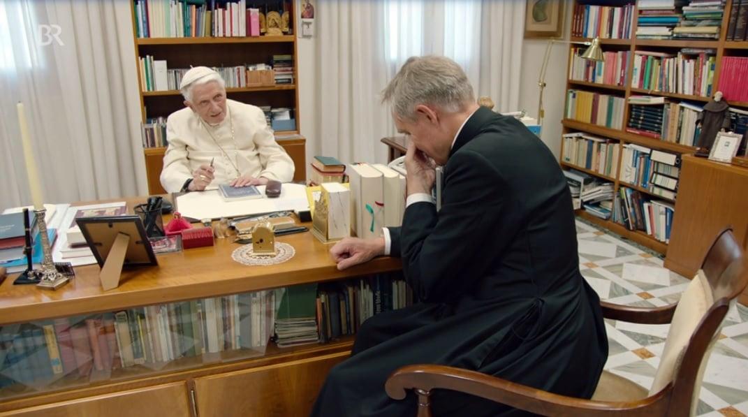Ed Pentin a vu le documentaire de la BR sur Benoît XVI
