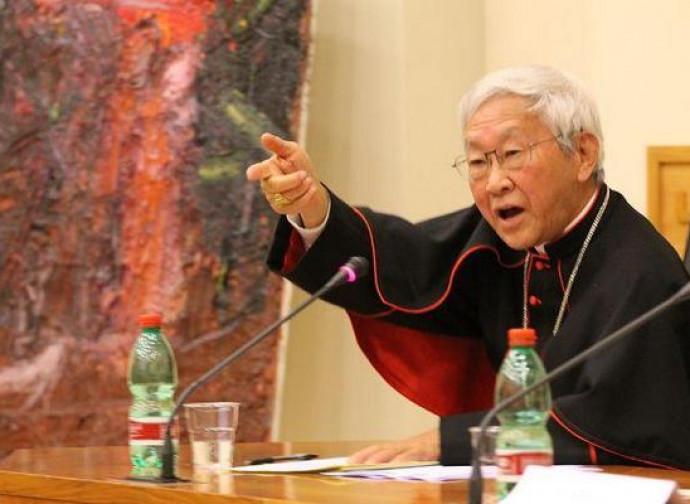Une lettre du cardinal Zen sur la Chine