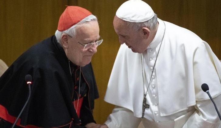 Quand le Pape devient le Secrétaire d'un parti politique