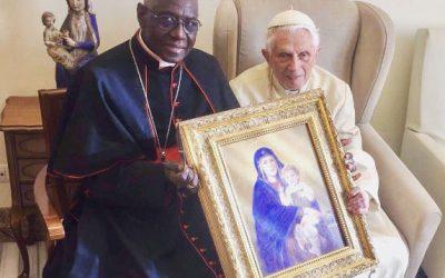 L'enfer se déchaîne contre Benoît XVI