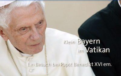 La petite Bavière au Vatican