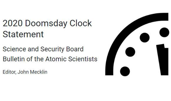 100 secondes avant l'apocalypse