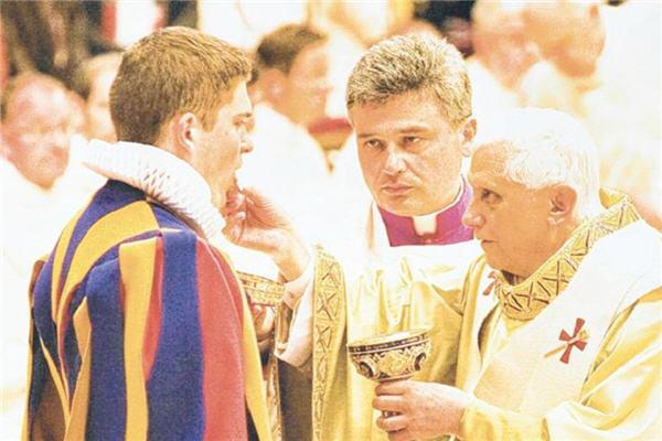 «Les Deux Papes»: témoignage d'un ancien garde suisse