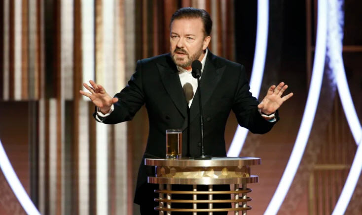 Tranche de rire: Ricky Gervais