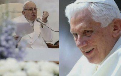 La voix de Benoît XVI reste celle de l'Eglise de toujours