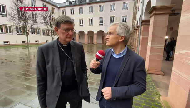 En marge du «chemin synodal» allemand, une interview du cardinal Woelki