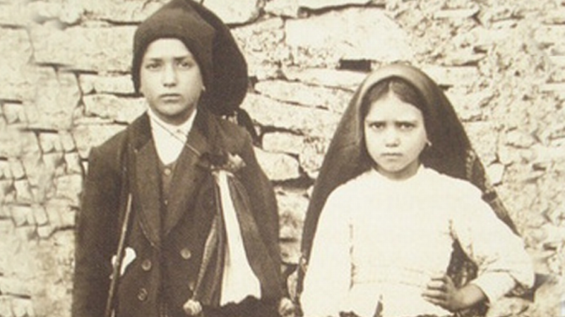 Coronavirus: Prière aux Saints pastoureaux de Fatima