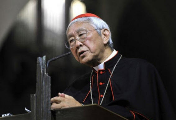 Cardinal Zen/Vatican: la guerre est ouverte (suite)