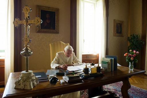 La révolution tranquille de Benoît XVI
