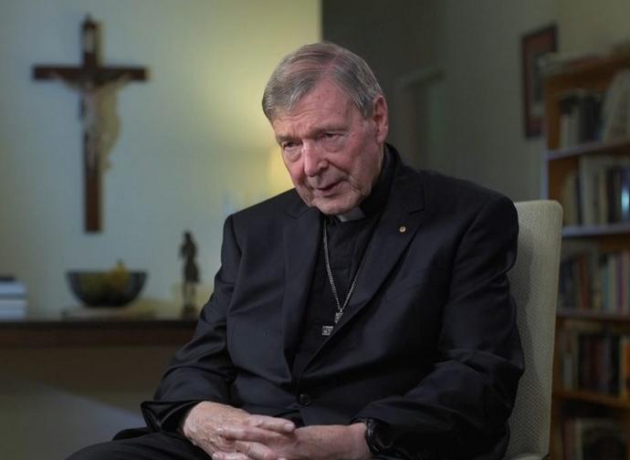 Une interview tous azimuts du cardinal Pell