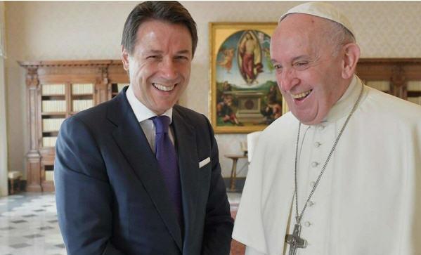 Interdiction des messes en Italie: le Pape dans ses œuvres