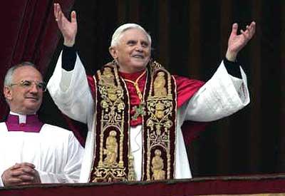 Habemus Papam… Benoît XVI