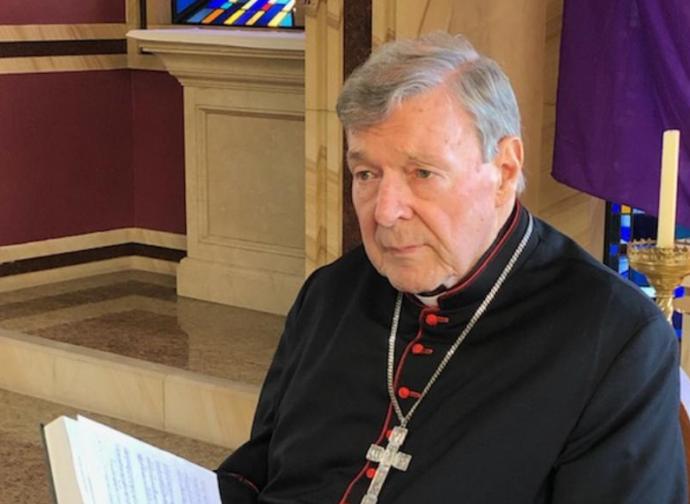 Le cardinal Pell revit