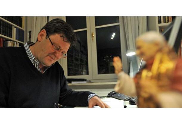 Une biographie de Benoît XVI par Peter Seewald… bientôt