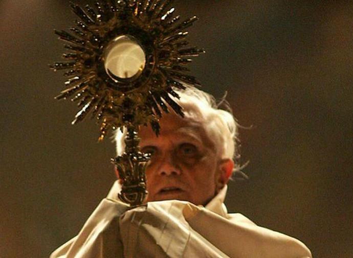 La papauté spirituelle de Benoît XVI